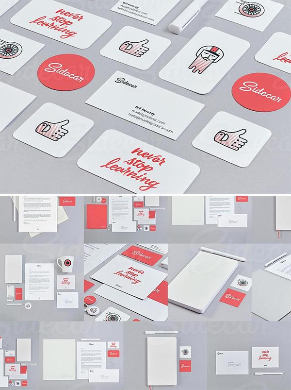 10 Branding Identity Mockups