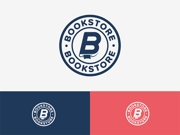 Bookstore Logo Concept