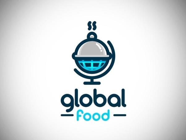 Global Food - Logo Concept