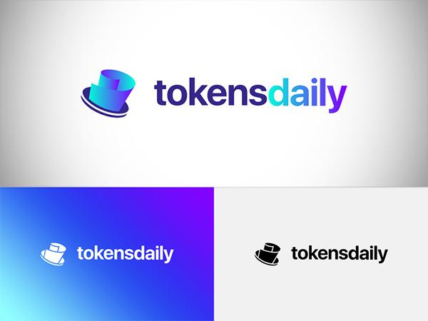 Tokensdaily Logo Design