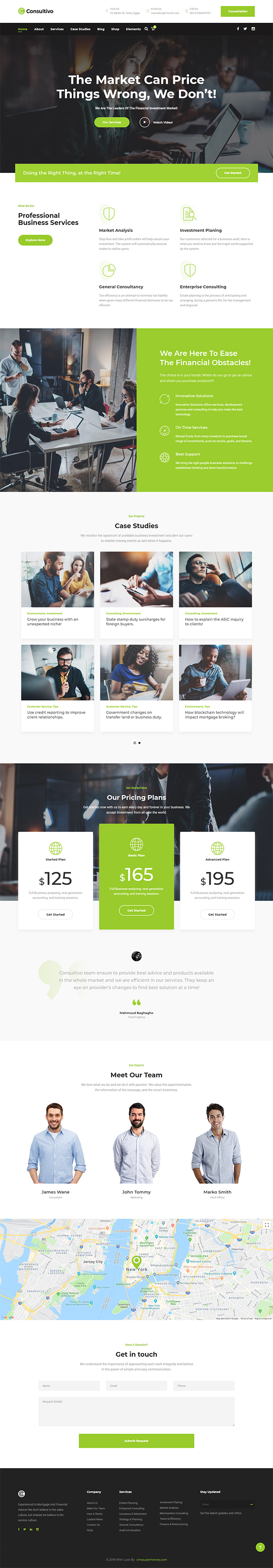 Biger - Responsive Multi-Purpose WordPress Theme