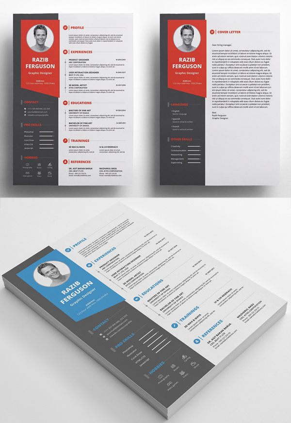 Fresh Resume Template