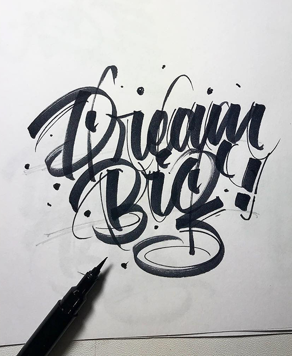 30 Remarkable Lettering and Typography Design for Inspiration - 17