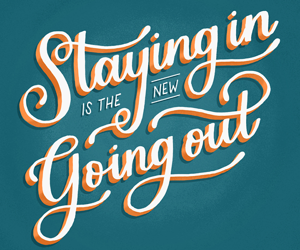 30 Remarkable Lettering and Typography Design for Inspiration - 22