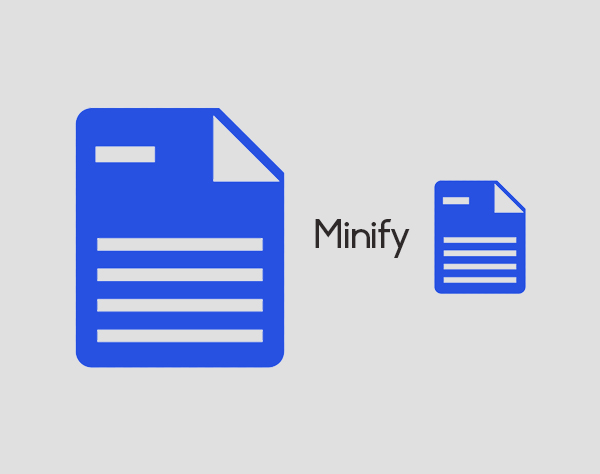 Minify External Files
