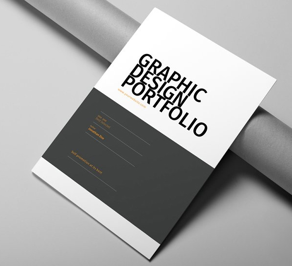 The Portfolio Printed