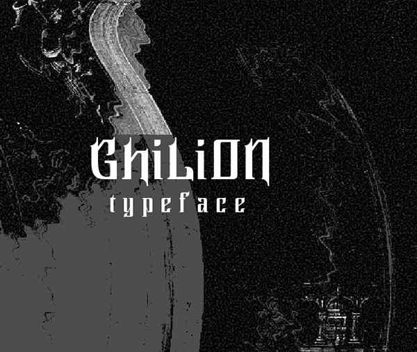 Ghilion Free Font
