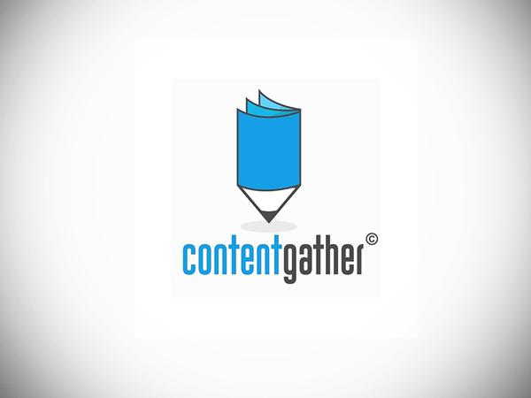 Content Gather logo by Nardi Braho