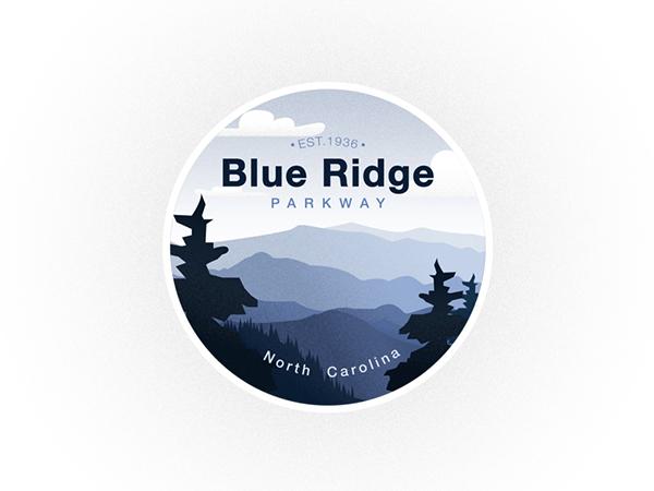 40 Amazing Round Badges Design for Inspiration - 30