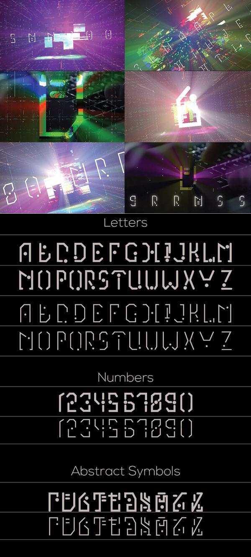 Asymbolic Free Font