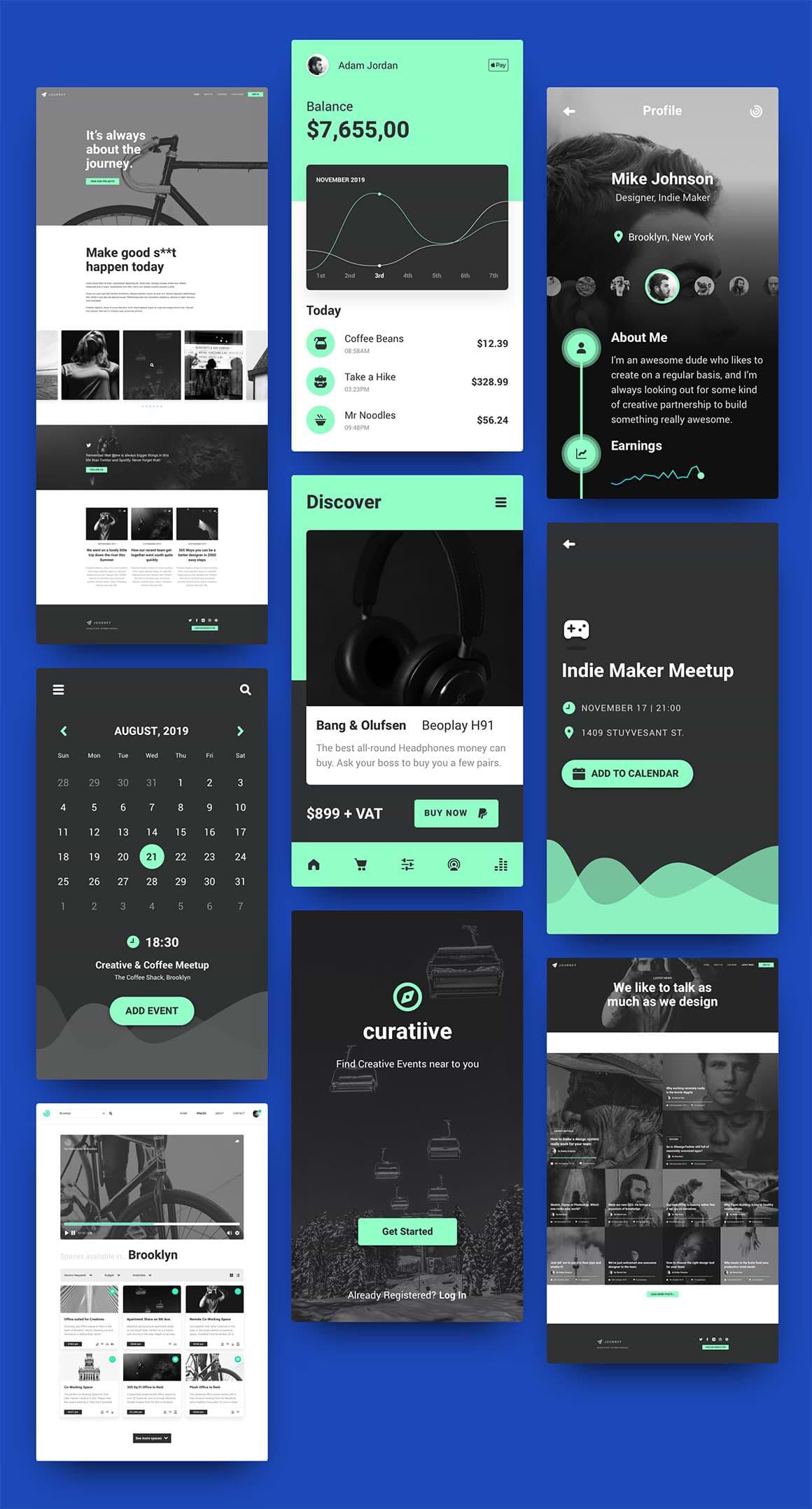 Cabana design system preview