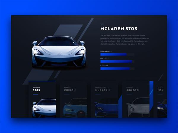 50 Creative Landing Page Design Concepts - 11