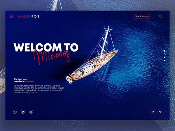 50 Creative Landing Page Design Concepts - 2