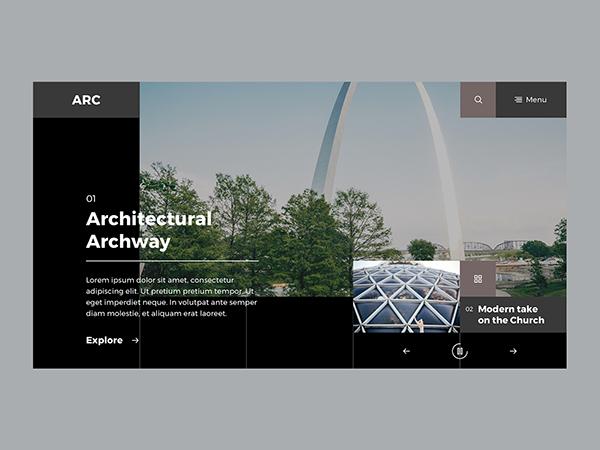 50 Creative Landing Page Design Concepts - 31