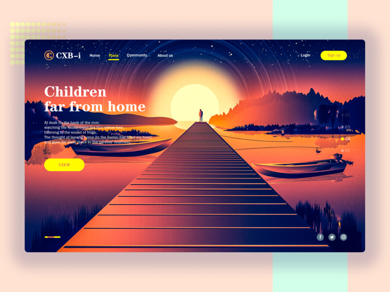50 Creative Landing Page Design Concepts - 50