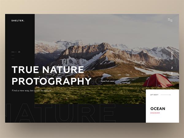 50 Creative Landing Page Design Concepts - 7