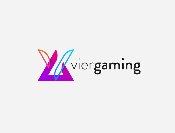 Vier Gaming Identity By Steven Burns