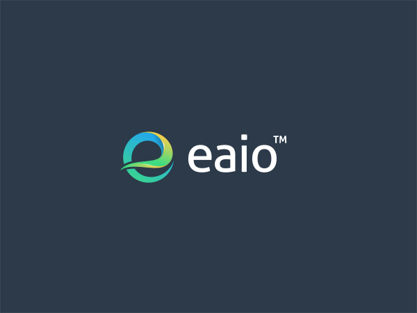 Eaio logo by Ek-Art
