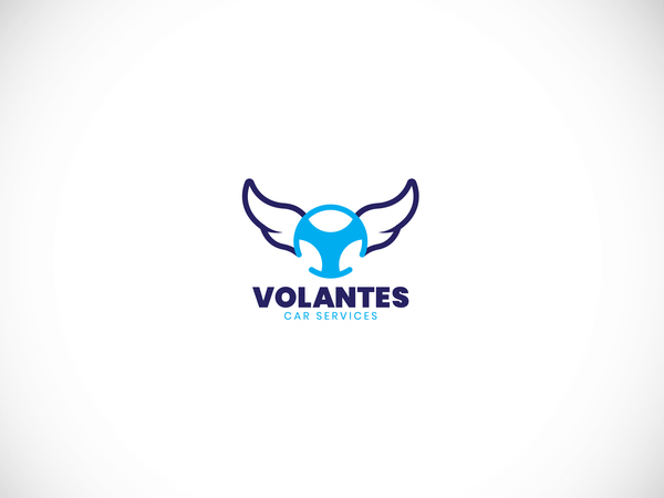Volantes Logo Design by Bhagirath Panchal