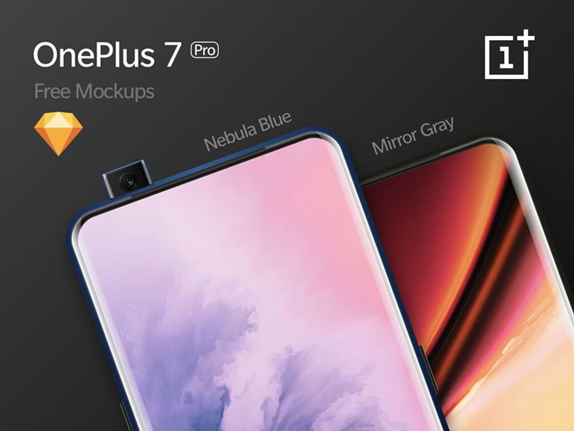 OnePlus 7 Pro mockups released by Andy W