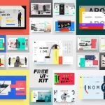 HeaderZ: A set of 20 free design heros