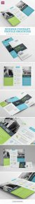 Free Modern Company Trifold Brochure