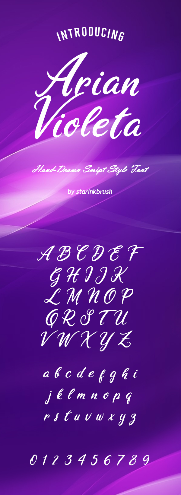 Ariana Violeta Free Font