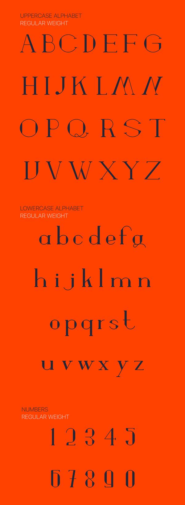 Atticus Free Font