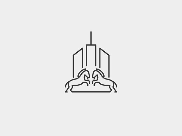 Minimalist Line Art Logo Designs - 29