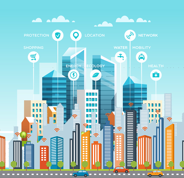 IoT systems in Smart City