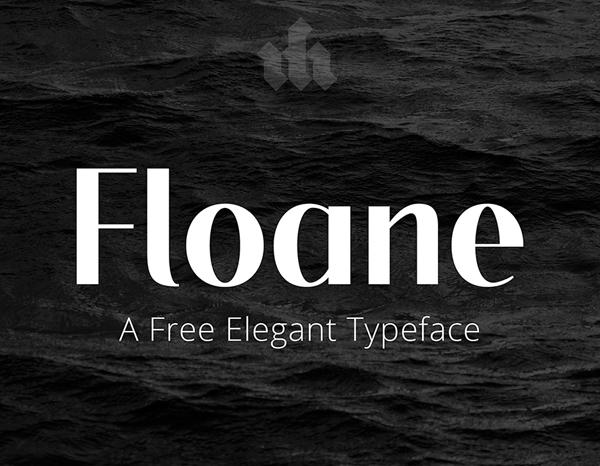 Floane Free Font