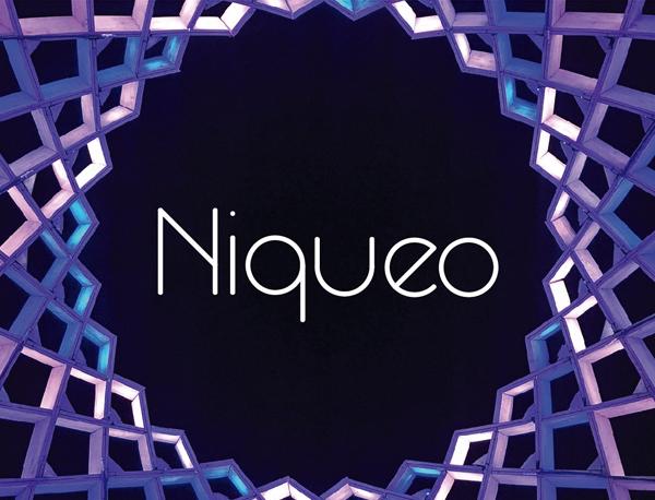 Niqueo Free Font
