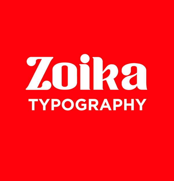 Zoika Display Free Font