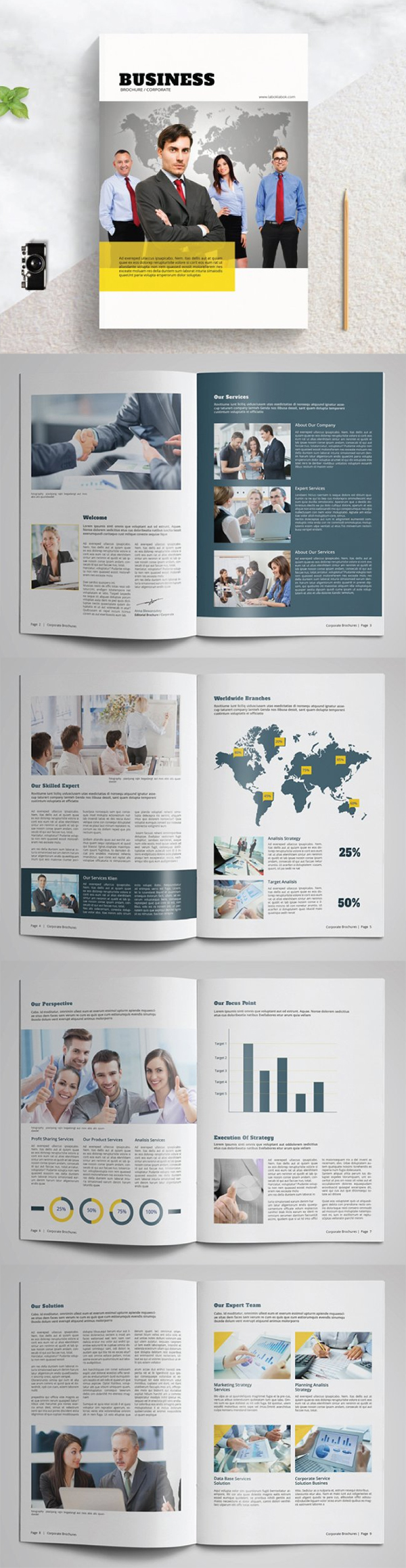 Business Brochure / Corporate