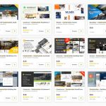 20 Best Construction Company WordPress Themes for Building Websites