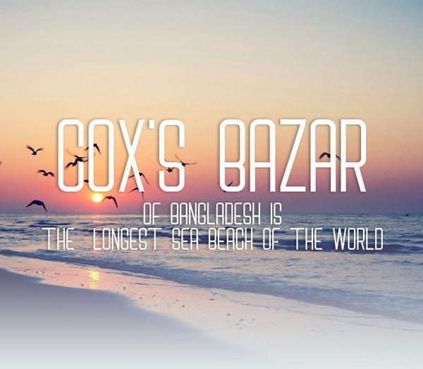Coxs Bazar Free Font Design