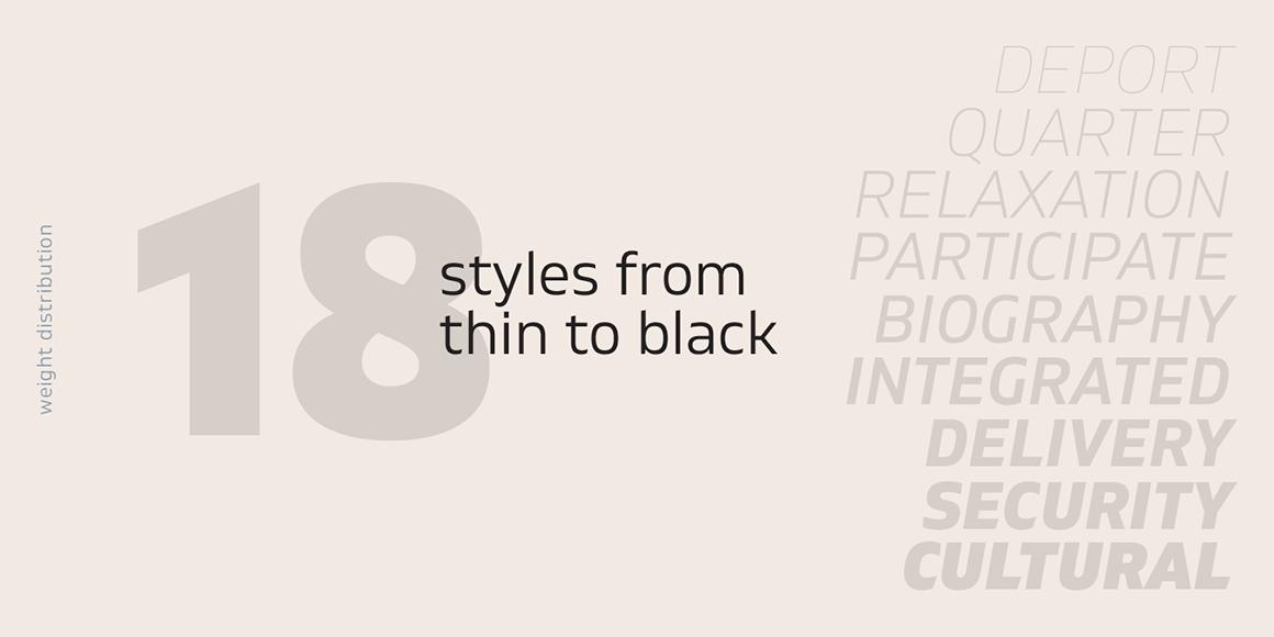 Gilam font, sample image 01