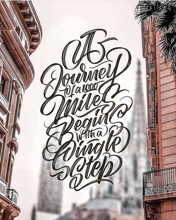 Remarkable Lettering and Typography Designs - 21