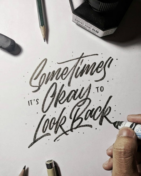 Remarkable Lettering and Typography Designs - 39