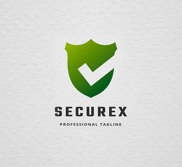 Secure Check Logo Design