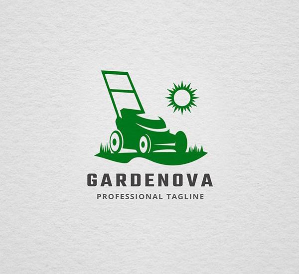Garden Innovation Logo Design