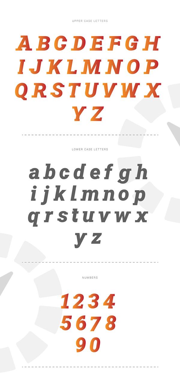 Speedy Free Font Letters