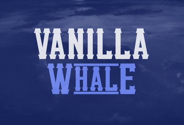 Vanilla Whale Free Font