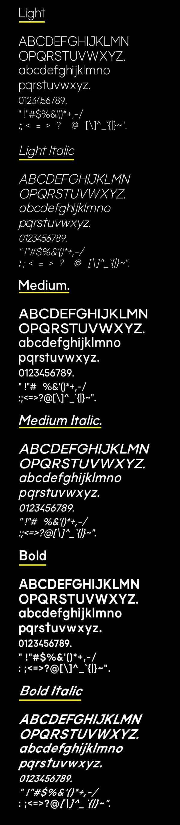 Casablanca Free font letters