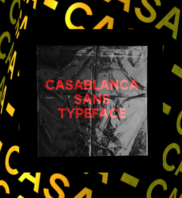 Casablanca Free font