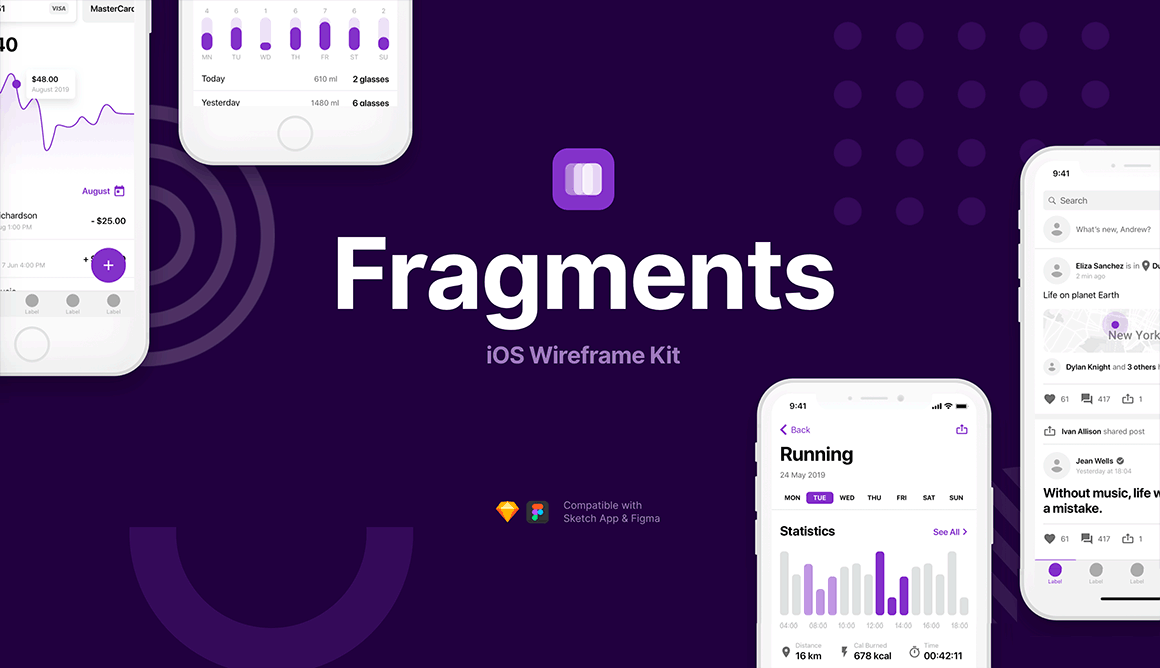 Fragments presentation image