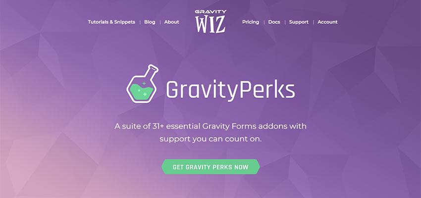 GravityPerks