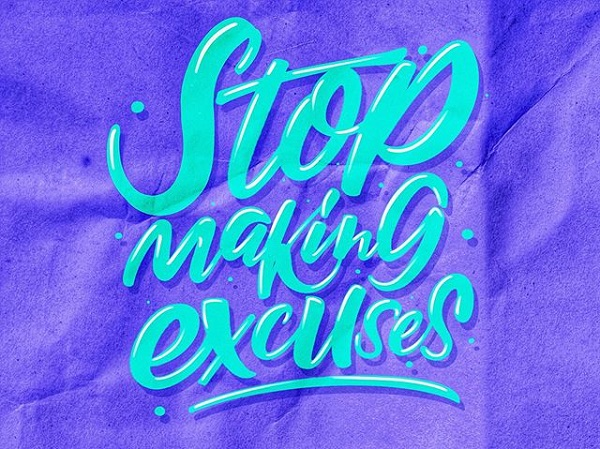 45 Remarkable Lettering and Typography Designs for Inspiration - 20
