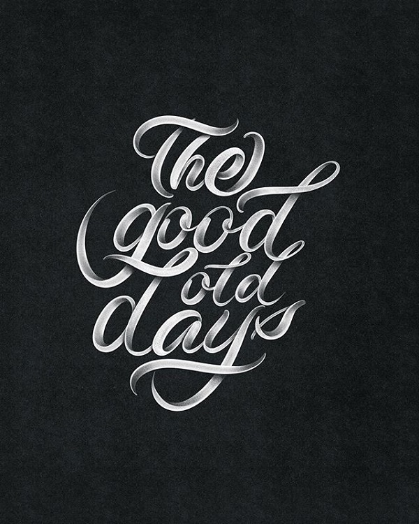 45 Remarkable Lettering and Typography Designs for Inspiration - 30