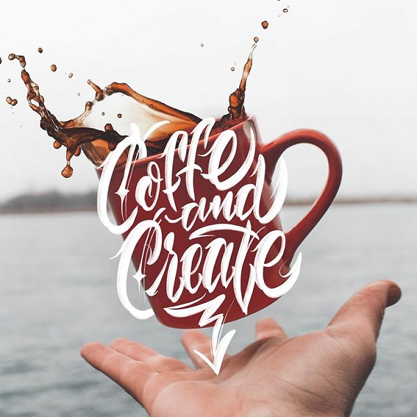 45 Remarkable Lettering and Typography Designs for Inspiration - 38